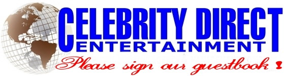 Celebrity Direct's GUESTBOOK